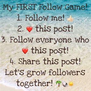 Other - ☀️Help me reach my 10K followers goal!!!☀️